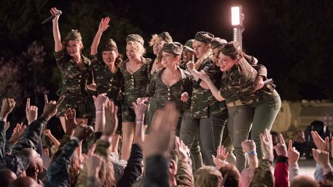 """<strong>""""Pitch Perfect 3""""</strong> hits theaters Friday and continues the story of everyone's favorite girl a cappella group."""