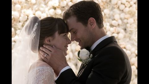 """<strong>""""Fifty Shades Freed""""</strong> is the final in the trilogy of the erotic franchise which started with 2015's """"Fifty Shades of Grey"""" film. Based on the E. L. James, novels, they follow the relationship between mogul Christian Grey and Anastasia Steele. It's scheduled to drop in February 2018."""