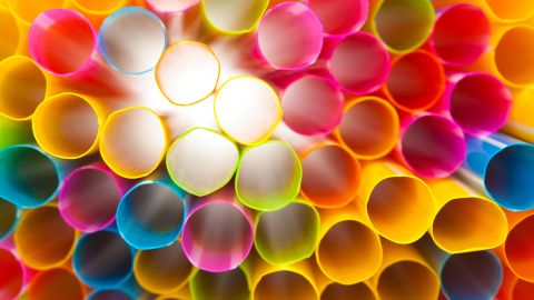 The UK's proposed ban on plastic straws is set to come into effect in 2019.