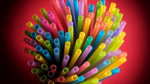 The city of Seattle will be one of the first to impose a ban on plastic straws and utensils starting in June 2018. In the UK, pub chain Wetherspoons has stopped serving plastic straws across 900 outlets, switching to a biodegradable alternative.