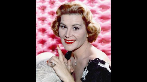 """Broadway and television actress <a href=""""http://www.cnn.com/2017/12/28/entertainment/rose-marie-dies/index.html"""">Rose Marie</a>, best known for her role as Sally Rogers on """"The Dick Van Dyke Show,"""" died December 28, her publicist said, citing her family. She was 94."""