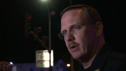 Wichita police Deputy Chief Troy Livingston