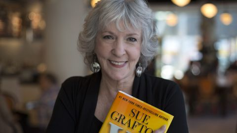 """<a href=""""http://www.cnn.com/2017/12/29/entertainment/sue-grafton-obit/index.html"""" target=""""_blank"""">Sue Grafton</a>, the mystery writer who penned best-selling novels with alphabet-based titles, starting with """"A Is for Alibi"""" and ending with """"Y Is for Yesterday,"""" died December 28 after a bout with cancer, her daughter, Jamie Clark, said in a social media post. Grafton was 77."""