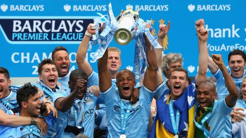 Manchester City have twice won the EPL title under the ownership of the Mansour family