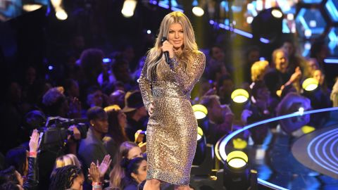 Fergie hosts 'The Four: Battle for Stardom'