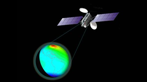 NASA's Global-scale Observations of the Limb and Disk mission -- known as the GOLD mission -- will examine the response of the upper atmosphere to force from the sun, the magnetosphere and the lower atmosphere.