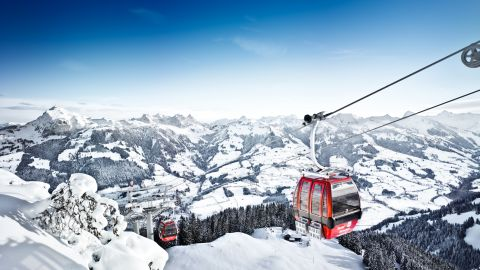 <strong>Tyrolean treasure: </strong>Kitzbuhel is the home of the infamous Hahnenkamm World Cup ski race every January, but the charming Austrian town offers much more than just a death-defying downhill.