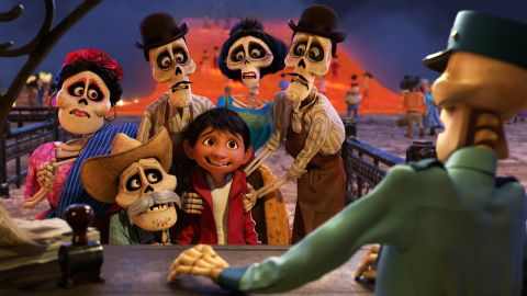 """<strong>Best animated feature film:</strong> """"Coco"""""""