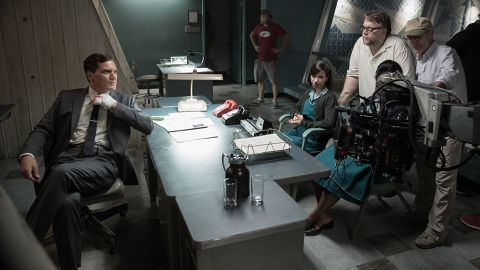 """<strong>Best director:</strong> Guillermo del Toro, """"The Shape of Water"""""""