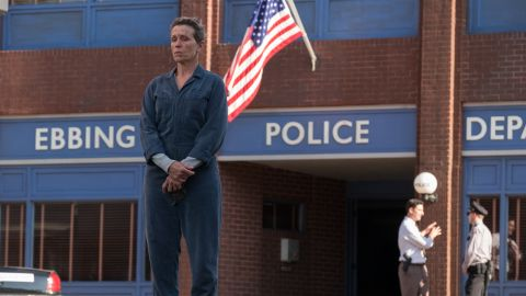 """<strong>Best motion picture -- drama:</strong> """"Three Billboards Outside Ebbing, Missouri"""""""