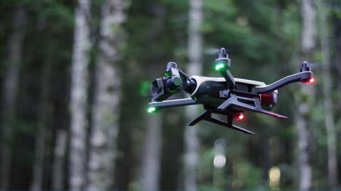 If you're under the influence of alcohol or drugs, it's now against the law to fly a drone in New Jersey.
