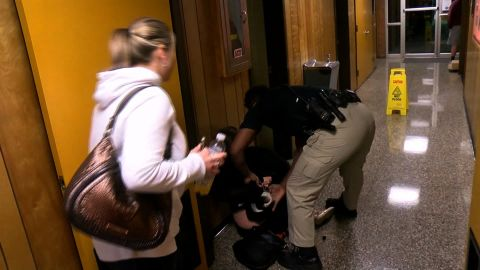 Teacher escorted out from meeting in handcuffs  The superintendent of Vermilion Parish schools says the board won't press charges against a teacher who was removed from the board's special meeting Monday night.