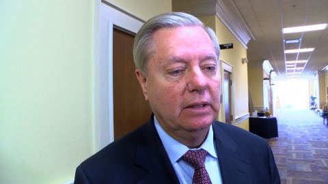 Lindsey Graham interview by CNN affiliate WIS following an MLK event in West Columbia, SC.  Sen. Lindsey Graham speaks at annual MLK breakfast in West Columbia, SC. He addressed the President's recent comments, DACA and MLK's legacy.