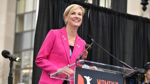 WASHINGTON, DC - JANUARY 21:  Cecile Richards attends the Women's March on Washington on January 21, 2017 in Washington, DC.  (Photo by Theo Wargo/Getty Images)