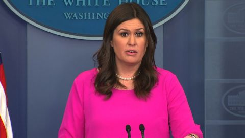 The daily press briefing.