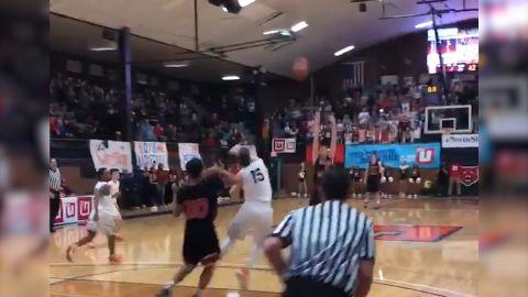 basketball hs long shot
