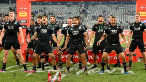 The All Blacks claimed a first tournament victory since March 2016 in Cape Town, <a href=