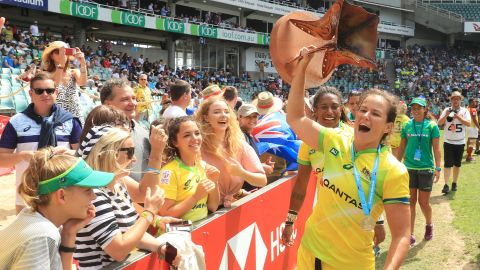 Australia's women continued their storming start to the season <a href=