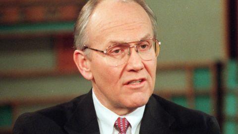 Sen. Larry Craig, R-Idaho, skipped Clinton's speech in 1998, days after the Monica Lewinsky scandal broke.
