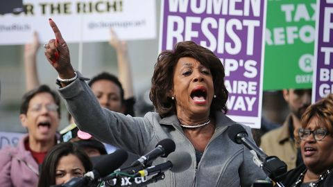 Rep. Maxine Waters, D-California, sat out President Donald Trump's address to Congress in 2017, and the harsh Trump critic doesn't plan to attend his first State of the Union address either.