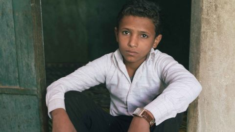 Younis learned to use a machine gun as a child, but he learned that being a soldier had more to it than holding a gun. He enrolled in a month-long program at a Saudi rehab center for child soldiers. He says the memories of the frontline still haunt his nightmares.