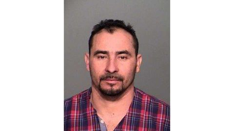 Detectives say the driver of the Ford F-150 was Manuel Orrego-Savala, a citizen of Guatemala.