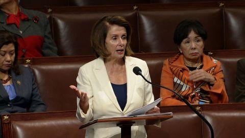 nancy pelosi house speech