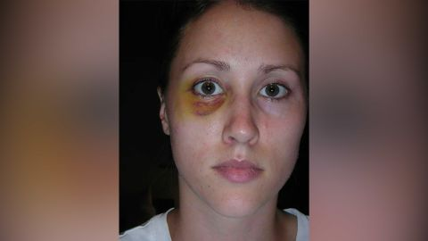 CNN obtained this 2005 photo of Colbie Holderness, Rob Porter's first ex-wife.