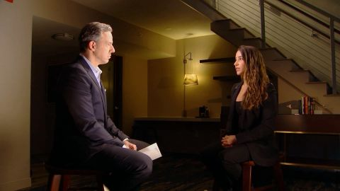 Tapper and Aly Raisman TWO shot