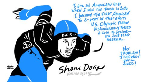 Shani Davis