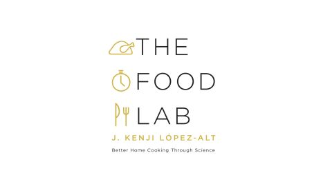 """<strong>""""The Food Lab: Better Home Cooking Through Science"""" by J.Kenji Lopez-Alt ($28.32; </strong><a href=""""http://amzn.to/2BToqXj"""" target=""""_blank"""" target=""""_blank""""><strong>amazon.com</strong></a><strong>)</strong>"""