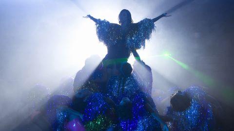 "Daniela Vega as Marina in Chilean drama ""A Fantastic Woman."""