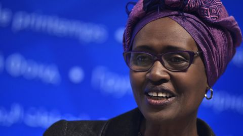 Oxfam International Executive Director Winnie Byanyima has vowed to ensure justice for survivors of abuse.