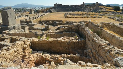 """Xanthos was the principal city of Lycia, in southwest Turkey. Mentioned in Homer's """"Iliad,"""" set during the Trojan Wars, the city was later attacked in the 6th century BC by Persian king Cyrus II."""
