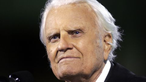 """Evangelist Billy Graham -- a confidant to presidents, a guiding light to generations of American evangelicals and a globe-trotting preacher who converted millions to Christianity -- <a href=""""https://www.cnn.com/2018/02/21/us/billy-graham-obit/index.html"""" target=""""_blank"""">died February 21 at the age of 99</a>, his spokesman confirmed to CNN."""