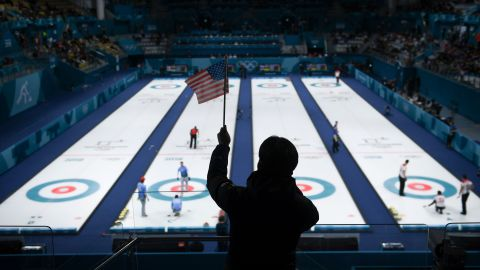 In a big upset for curling's three-time defending gold medalist Canada, Team USA beat them 5-3 in the semifinals. This takes them to the gold medal match against Sweden, for the first time in US curling history.