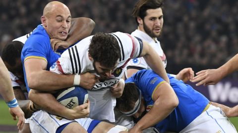 The loss was Italy's 15th consecutive Six Nations defeat across three seasons. Coach Conor O'Shea is yet to pick up a win in the tournament.