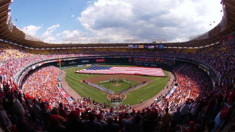 The multipurpose RFK Stadium has hosted NFL, MLB and soccer games in the past -- now rugby is soon to be added to that list.
