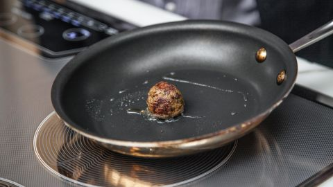 Memphis Meats' meatball