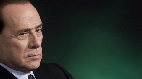 """Former Italian Prime Minister Silvio Berlusconi, a billionaire media mogul nicknamed """"Il Cavaliere"""" (The Knight), <a href=""""https://www.cnn.com/2018/01/28/europe/berlusconi-italy-comeback-intl/index.html"""" target=""""_blank"""">has emerged as an unlikely kingmaker</a> in Italy's general elections."""