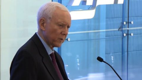 """title: Chairman Orrin Hatch: Assessing the impact of tax reform 