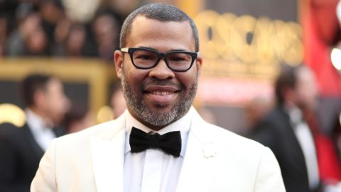 Jordan Peele, an Academy Award winning film direction, is one of several prominent biracial figures.