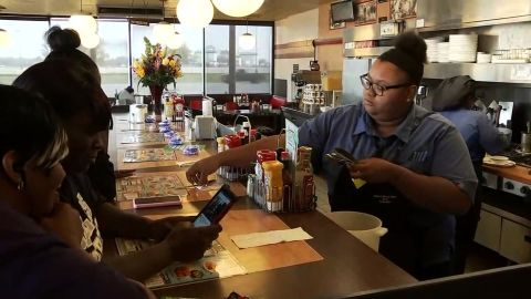 Williams began working at the Waffle House in June 2017 to help save for college.