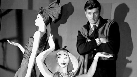 """Fashion designer <a href=""""https://www.cnn.com/style/article/givenchy-dies-intl/index.html"""" target=""""_blank"""">Hubert de Givenchy</a>, a pioneer in high-end ready-to-wear who was famous for styling Audrey Hepburn's little black dress in """"Breakfast at Tiffany's,"""" died at the age of 91, the House of Givenchy confirmed on March 12."""