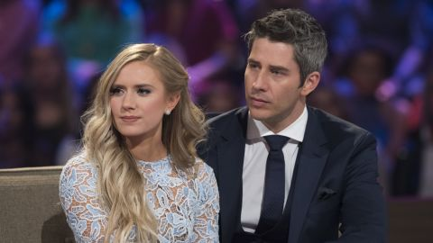 """Season 22's Arie Luyendyk Jr. became one of the most controversial contestants ever <a href=""""https://www.cnn.com/2018/03/05/entertainment/bachelor-finale-arie-luyendyk-jr/index.html"""" target=""""_blank"""">when he ended up with with runner-up Lauren Burnham after first selecting Becca Kufrin to be his bride. </a>The show aired his breakup with Kufrin (who went on to become the new Bachelorette) and Burnham and Luyendyk Jr. got engaged during the """"After the Final Rose"""" episode immediately following the finale."""