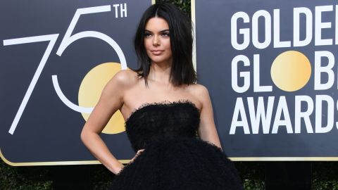 """In March 2018, Kendall Jenner answered rumors that she is gay in <a href=""""https://www.vogue.com/article/kendall-jenner-vogue-april-2018-issue"""" target=""""_blank"""" target=""""_blank"""">an interview with Vogue.</a> Fans have watched the model grow up on """"Keeping Up With the Kardashians,"""" and she has made the most of the opportunity, hosting awards shows, endorsing products and walking high fashion runways."""