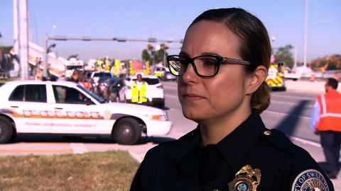 Sweetwater police Sgt. Jenna Mendez.
