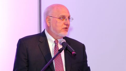 Dr. Robert Redfield, director of the Centers for Disease Control and Prevention.