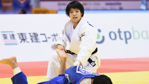 """Siblings <a href=""""https://edition.cnn.com/2018/03/29/sport/uta-abe-hifumi-japan-tokyo-olympics-2020-grand-slam-spt/index.html"""">Hifumi and Uta Abe</a> have lost just once since 2016 and look destined to become the stars of the Tokyo 2020 Olympics. Already a dominant force in the the U52kg division, it is easy to forget that Uta, at 17, is still a high school student. """"Judo is hard; however, it's all worth it when you throw your opponent and win,"""" she told CNN Sport, calling the discipline """"unique in the way it brings people together."""""""