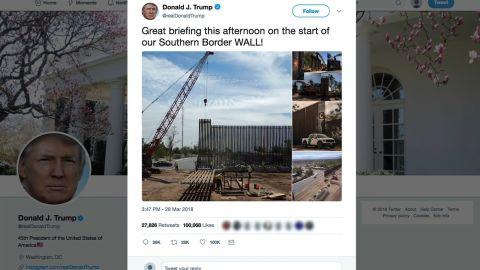 trump border wall cali